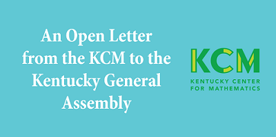 Letter to Kentucky General Assembly